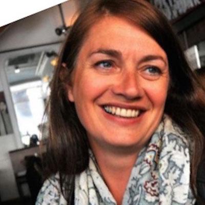 Marie-Pierre Bresson liste Urgence écologie, élections européennes