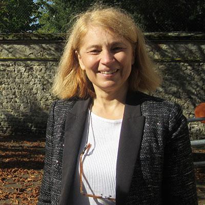 Marie-Eve Perru liste Urgence écologie, élections européennes
