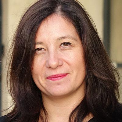 Emilie Gaillard liste Urgence écologie, élections européennes