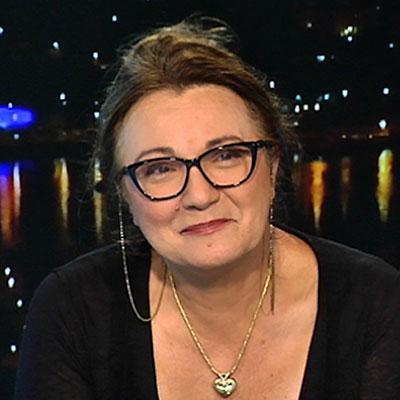 Martine Cornaille liste Urgence écologie, élections européennes
