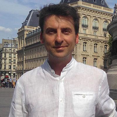 Edouard Gaudot liste Urgence écologie, élections européennes