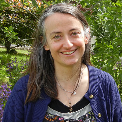 Annie Le Gal La Salle liste Urgence écologie, élections européennes