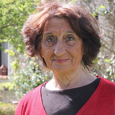 Colette Lecuyer liste Urgence écologie, élections européennes