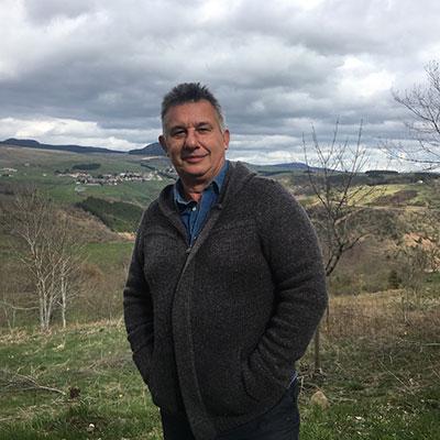 David Novel liste Urgence écologie, élections européennes