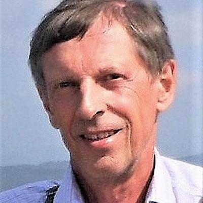 Philippe Rigaud liste Urgence écologie, élections européennes