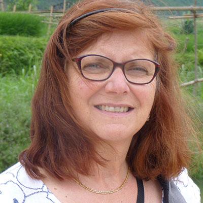 Corinne Gravigny liste Urgence écologie, élections européennes