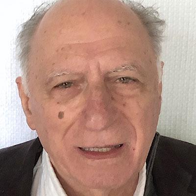 Albert Danjau liste Urgence écologie, élections européennes