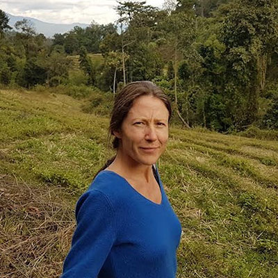 Florence Bardin liste Urgence écologie, élections européennes