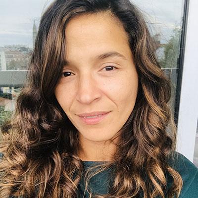 Loubna Meliane liste Urgence écologie, élections européennes