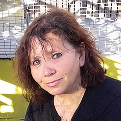 Nathalie Laville liste Urgence écologie, élections européennes