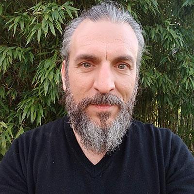 Eric Poujade liste Urgence écologie, élections européennes