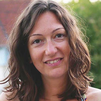 Laure Grosheitsch liste Urgence écologie, élections européennes