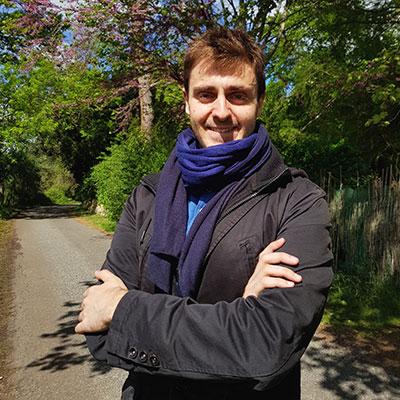 Anselme Lamotte liste Urgence écologie, élections européennes