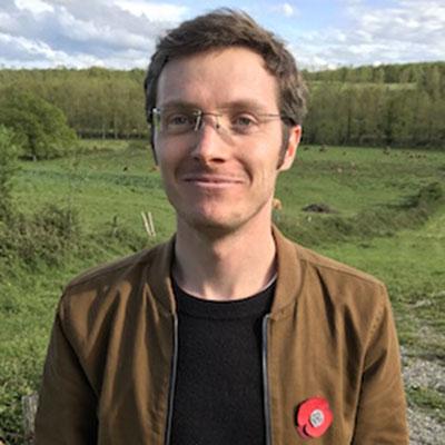 Yoann Balestrat liste Urgence écologie, élections européennes