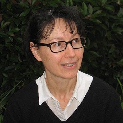 Sylvie Ferrari liste Urgence écologie, élections européennes