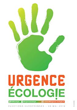 affiche A3 Urgence écologie