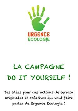 affiche A3 texte libre Urgence écologie